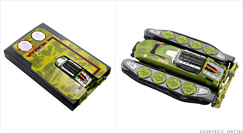 Folding Hot Wheels R/C Cars by Mattel