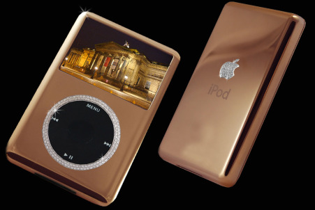 ipod SUPREME Rose edition Pinboard