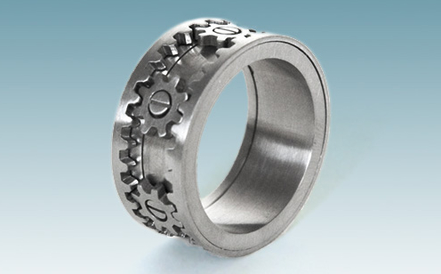 Spinning Gear Ring