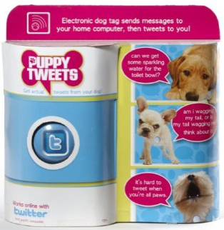 puppy tweets Puppy Tweets Puts Your Dog on Twitter
