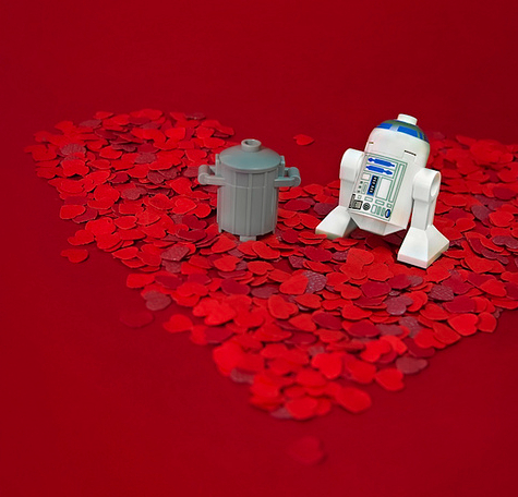r2d2 in love Pinboard