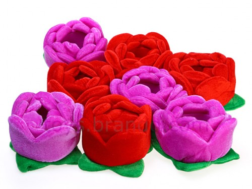 Plush Rose is One of the Weirdest Cell Phone Holders Ever