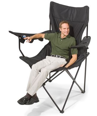 Supersize Your Camping Chair