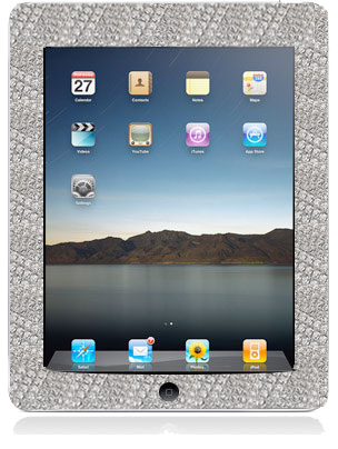 And Here's the World's First Blinged Out iPad