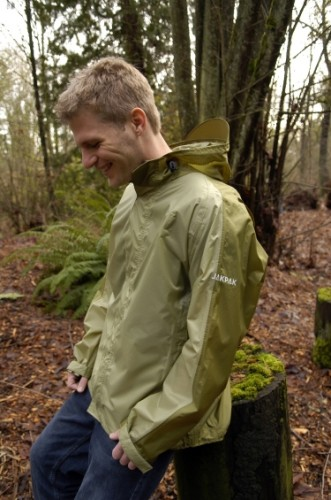 JakPak is a Jacket, Sleeping Bag and Tent in One