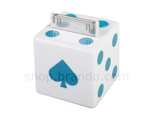 Mini Dice iPod Speakers