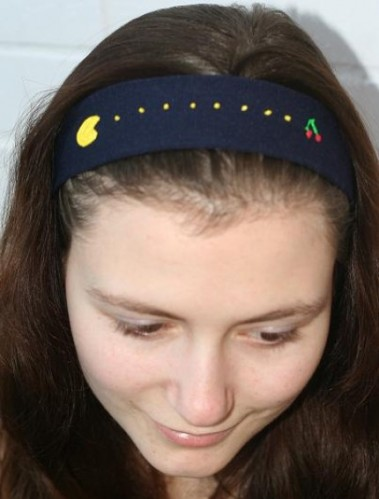 Pac-Man Hairband