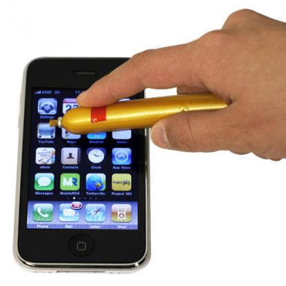 Case Crown's Sausage iPhone Stylus