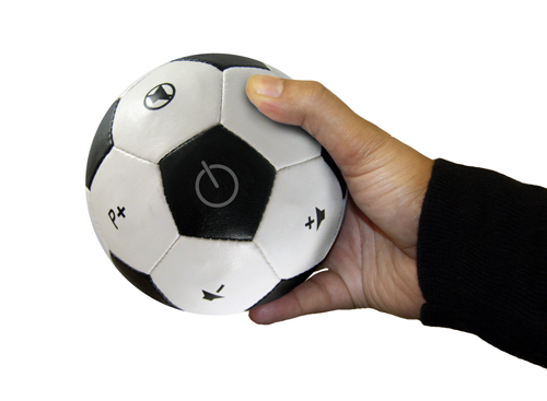 soccer ball remote Pinboard