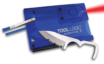 tool logic survival card Random