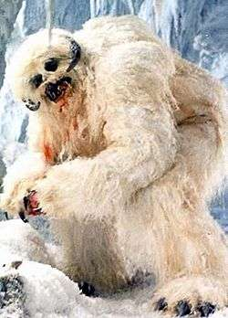 Wampa Slippers are Warmer than the Inside of a Tauntaun