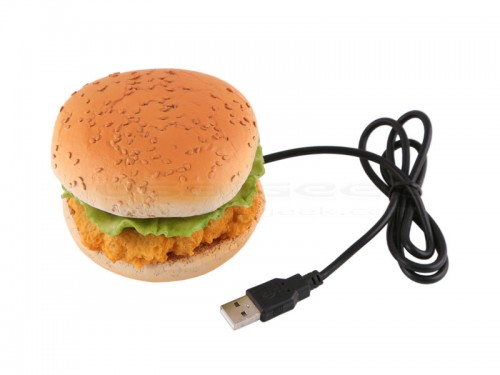 chicken sandwich usb hub 500x375 Pinboard