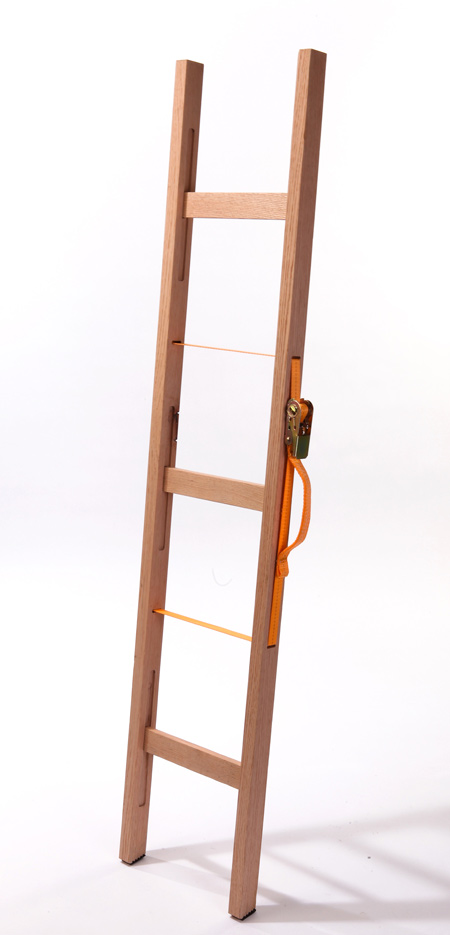 collapsible Ladder1 Pinboard