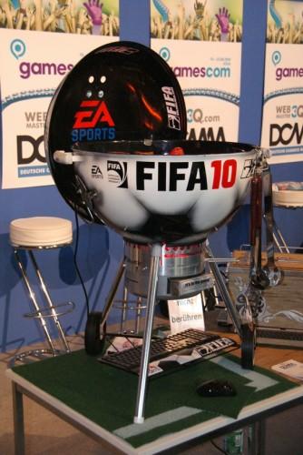 FIFA BBQ Grill PC Computer Casemod
