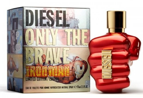 Iron Man Cologne is Manly and Geeky