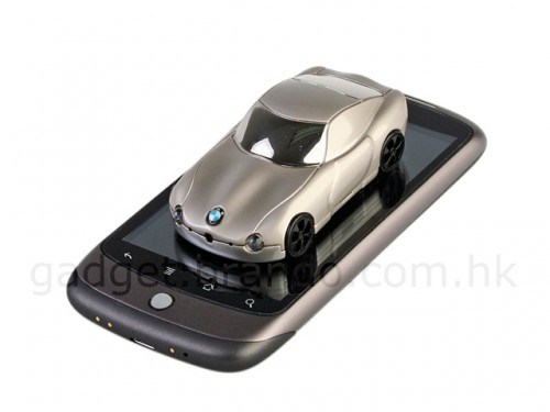 Tiny Toy Car Hidden Video Camera