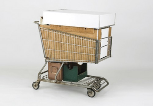 Shopping Cart Pop Up Camper