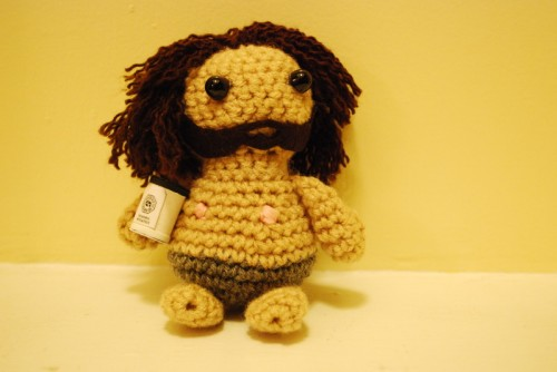 Crochet Lost Hurley Amigurumi Doll (Kawaii!)