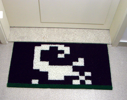 pitfall scorpion doormat Pitfall Crocodile and Scorpion Doormats Encourage Guests NOT to Wipe Their Feet