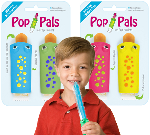 Pop Pals Ice Pop Holders