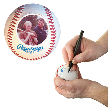 A New Take on Autographs with the Rawlings Recordable Baseball