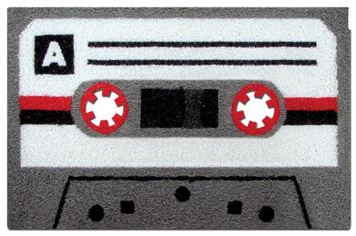 http://craziestgadgets.com/wp-content/uploads/2010/06/cassette-tape-doormat.jpg