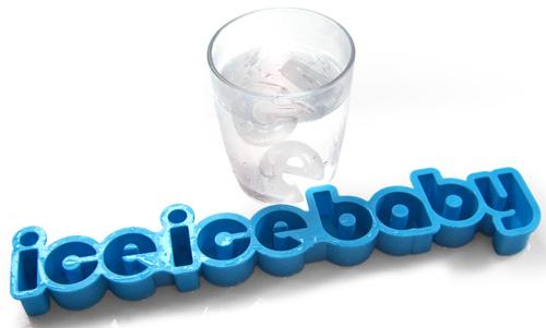 Ice Ice Baby Ice Cube Tray