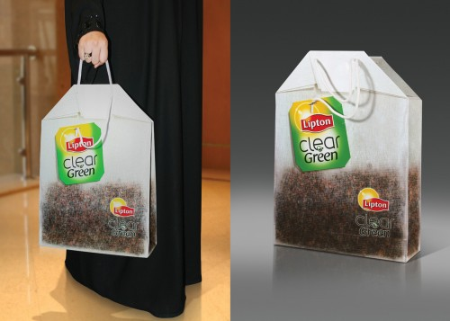 Lipton Tea Bag, Bag