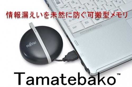 tamatakebako 500x332 This USB Flash Drive Will Self Destruct