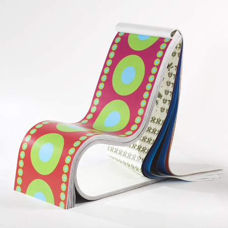 Darwin chair by Stefan Sagmeister 1 Random