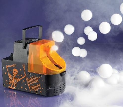 Smoke Filled Bubble Machine