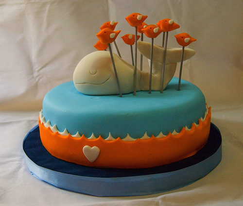 Twitter Fail Whale Cake: Eat This in 140 Bites