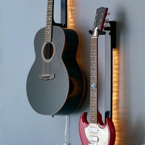 guitar light2 500x500 Guitar Light Silhouettes Your Axe