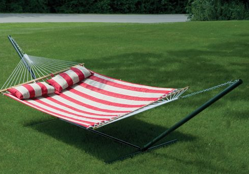 Heat Things Up in the Hammock with a Heated Hammock