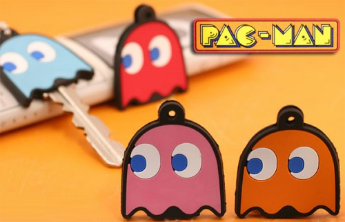 pac man ghost key covers 500x321 Pinboard