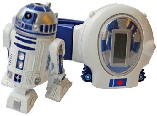 R2-D2 Remote Control Watch