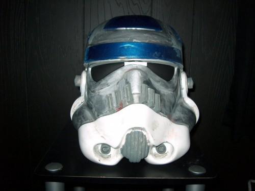 R2-D2 Stormtrooper Helmet
