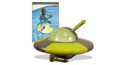 Remote Controlled Floating Water Soaker