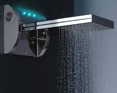 mp3 shower head bossini Random