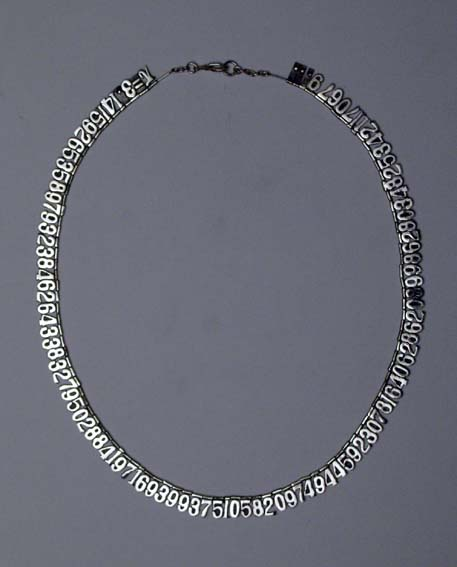 pi necklace 10 Geeky Pi Items to Help Celebrate Pi Day (3.14)
