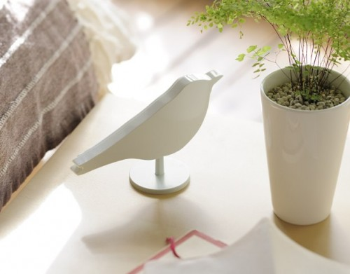 Bird Alarm Clock is a Chirping Pleasant Way to Wake Up
