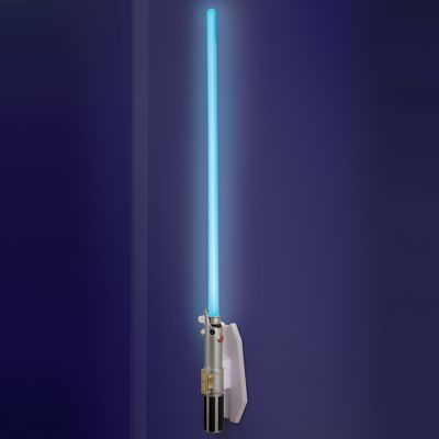 Class Up the Joint with a Lightsaber Wall Sconce