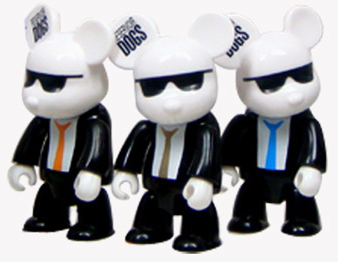 Reservoir Dogs Qee Vinyl Figures