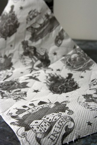 tatoo designs paper towel rolls craziest gadgets