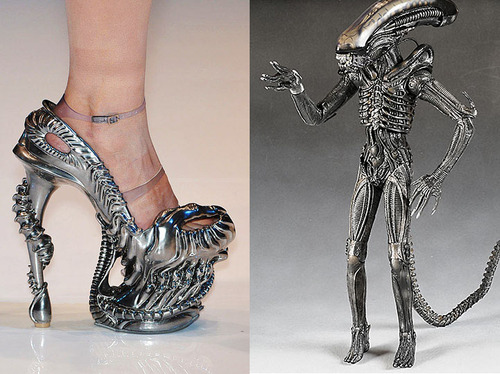 Alien Shoes