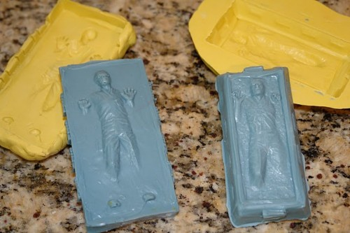 Han Solo in Carbonite Candy