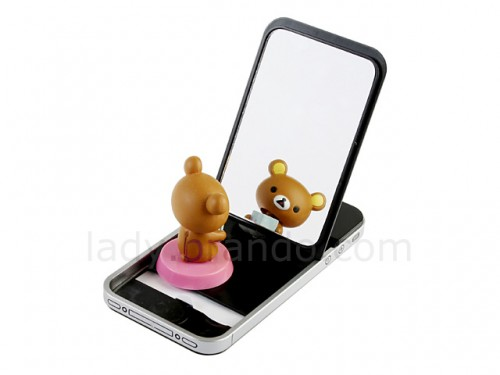 iMirror iPhone Shaped Mirror