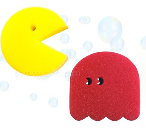 Pac-Man Dish Sponge Set