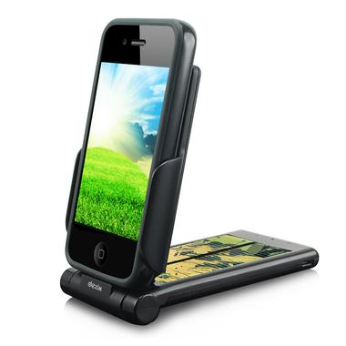 Dexim P-Flip Folding Solar iPhone Dock Charger