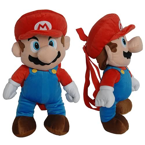 Super Mario Backpack